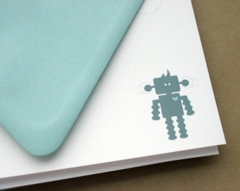 Robot Stationery Set (8)