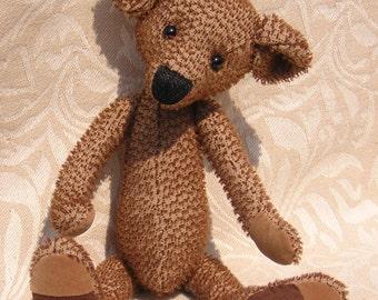 Teddy Bear Sewing PDF Pattern