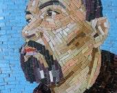 Hector HH self portrait 2. Series