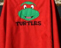 Personalized ninja turtles Great for Birthdays,vinyl
