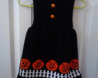 Halloween children's jumper