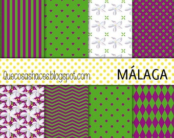 Paper Digital Malaga, created on the occasion of the Feria de Malaga 2013