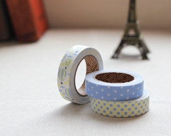 Fabric Tape Set of 3pieces