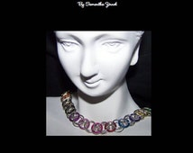 Chainmaille Tutorials, Resources, and Charts - pdf