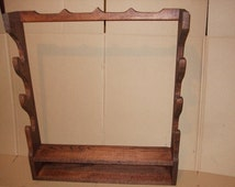 Handmade Gun Racks (Built from Solid Oak Wood)