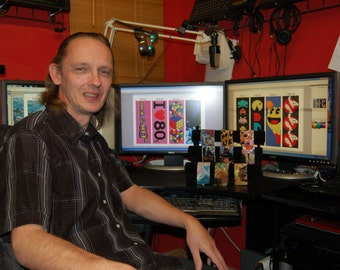 For Artists Exposed - Clive Price - Patterns Designer (If you buy this item you will get a pattern..Not me LOL)