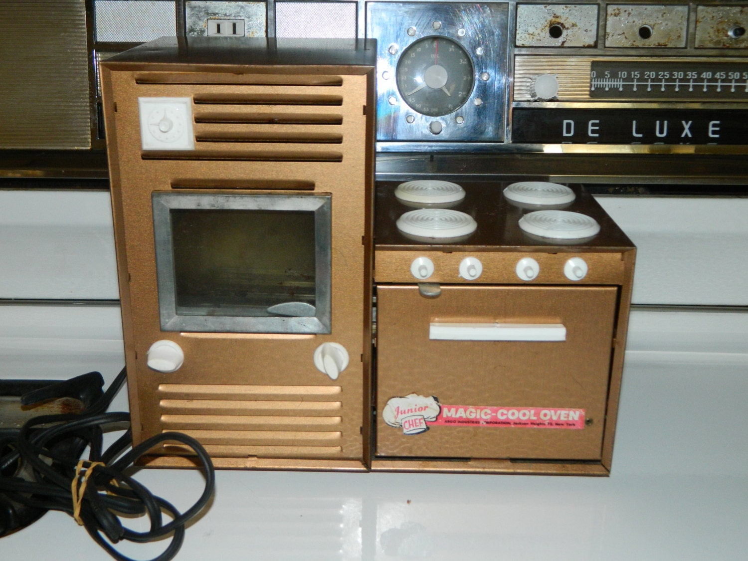 Old Magic Chef Wall Oven Junior Chef Magic Cool Oven