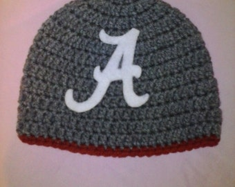 Crochet Patterns Alabama Football : CROCHET ALABAMA FOOTBALL PATTERN Crochet Patterns Only