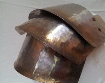 Stainless steel Pauldron