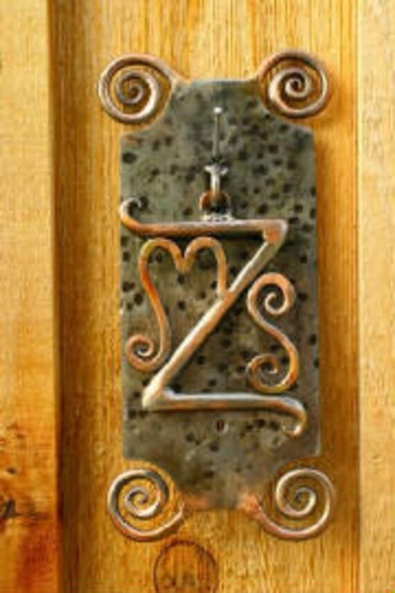 Custom door knocker for Custom made door knockers