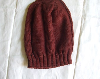 men's wool hat