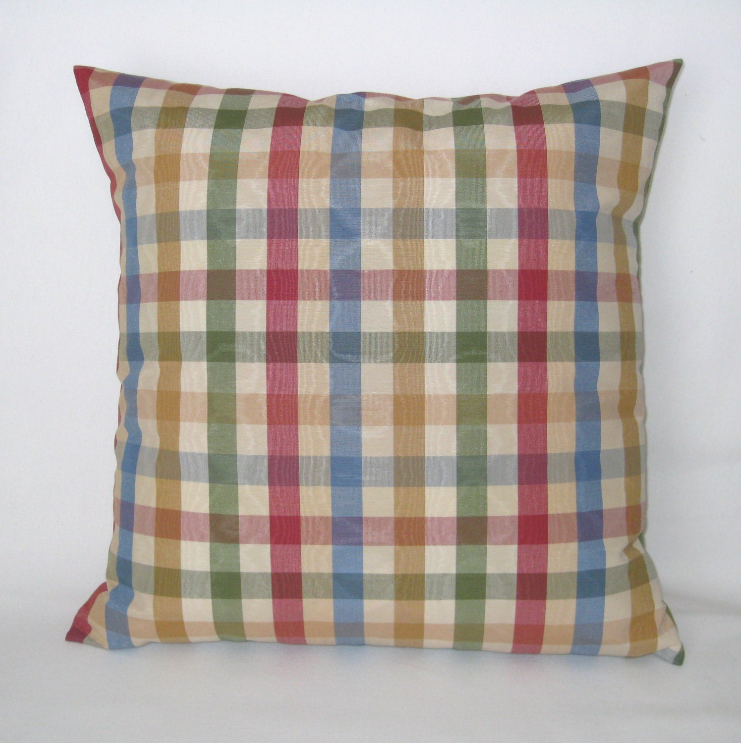 ACCENT PILLOW COVER 20 x 20 Throw Pillow