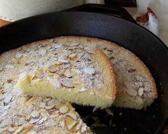 Almond Lemon Cake - 12 inches