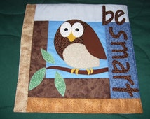 Popular Items For Owl Quilt On Etsy