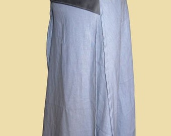 Asymetric Skirt in asian Style
