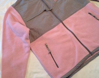 Alpha Phi Fleece Jacket Size Extra Small and Small