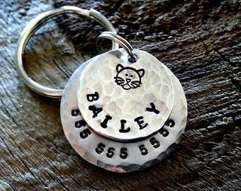 Personalized Dog Tags / Custom Pet ID Tag / Dog Tag  / Pet Tag / Personalized Pet ID Tag / Pet ID Tag / Cat Tag / Pet Accessories