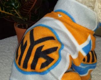 Knicks Fleece Dog Jacket