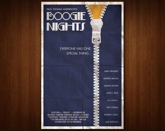 Boogie Nights Poster (Multiple Sizes)
