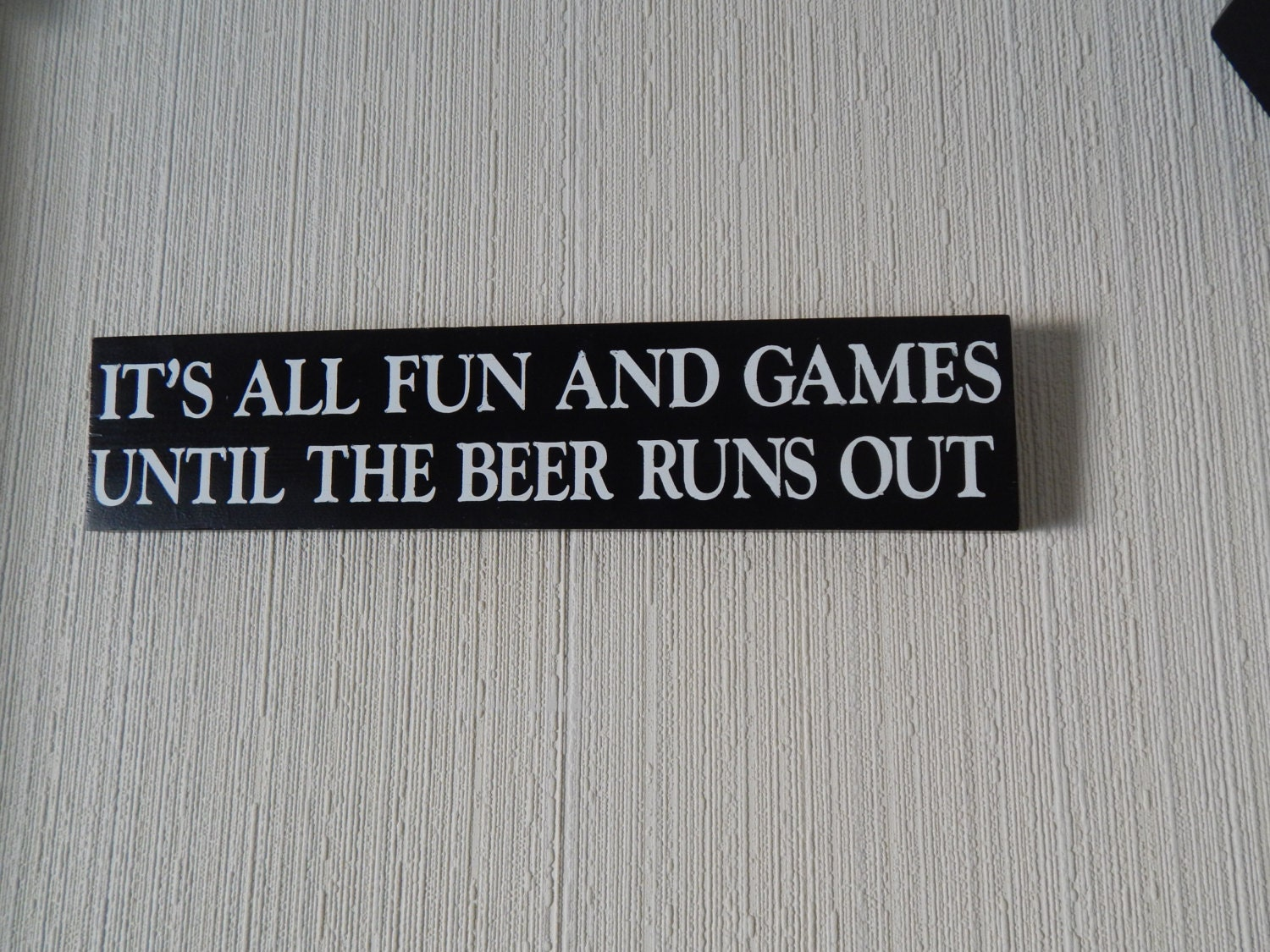 Funny Beer Sign Patio Decor Porch Sign Funny Itu0026#39;s All