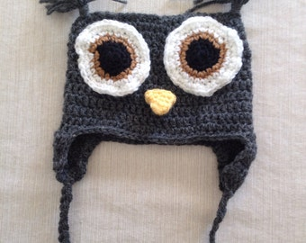 Wise Owl Hat