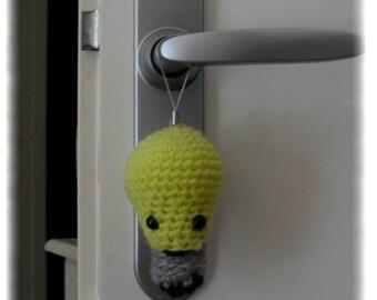 PDF Crochet - Tête d'Ampoule - Tiamat Creations