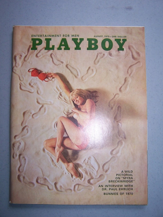 Vintage Playboy Magazine November 1962 Issue.