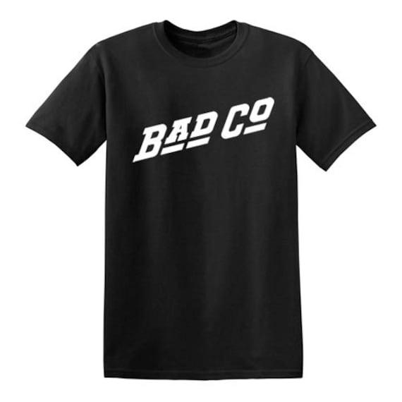 Bad Company t-shirt new vintage style concert tour co. choose