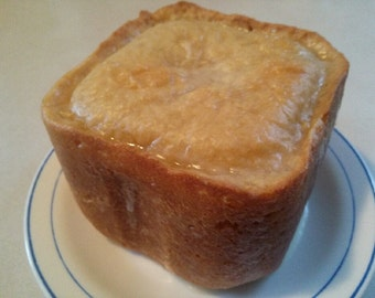 Lemon Loaf with a Lemon Glaze