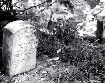 Mary Baker Tombstone 1797-1852