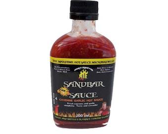 Sandbar Sauce Hot Sauce, 200ml