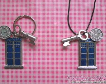 Pendant *TARDIS L*