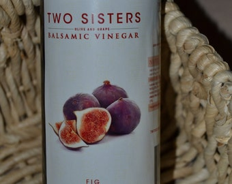 Naturally Flavored Fig Balsamic Vinegar