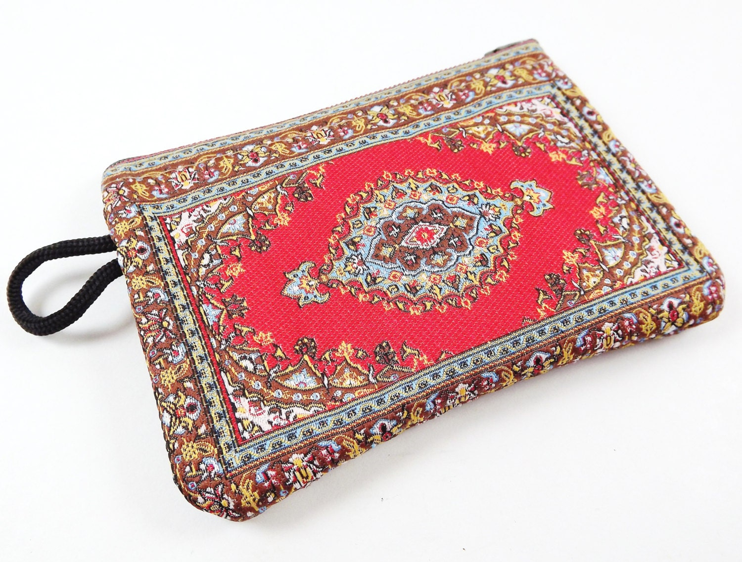 Turkish Carpet Bag Vidalondon