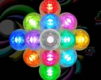 UltraPoi® Professional LED GLOW POI (Individual)