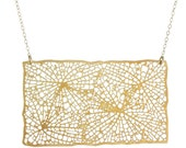 Cluster Pendant (gold)