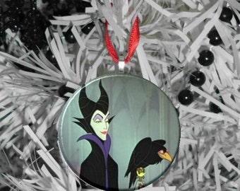 Disney Sleeping Beauty Maleficent - Ornament