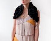 DIY knitting PDF pattern - markham collar