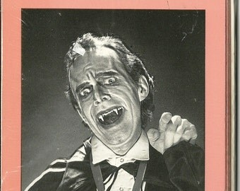 """Vintage Dracula Party Invitations, American Greetings, """"I Want Your Body... at a Halloween Party"""