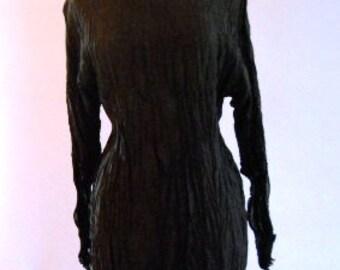 Spin Me Around  Lagenlook Short Dress