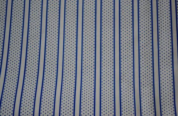 Vintage Laura Ashley Fabric  6 1/3 Yards