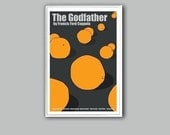 The Godfather 12x18 inches movie poster