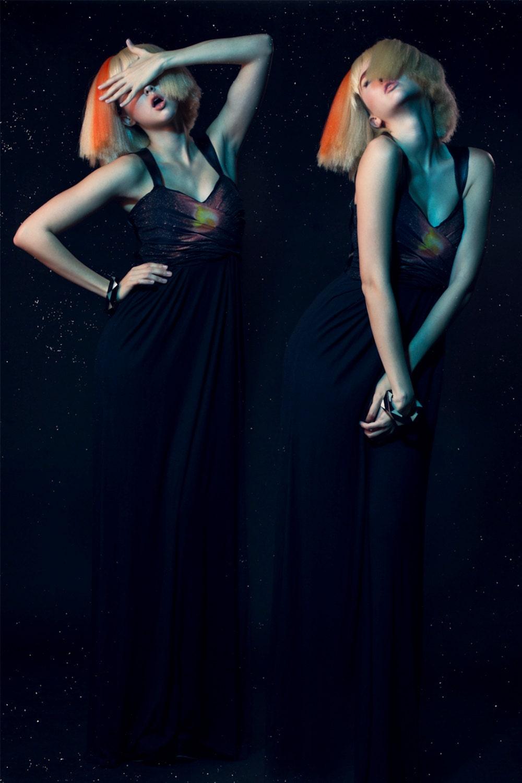 nebula dress - photo #4