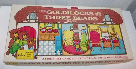 Goldilocks Games
