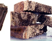 Coffee Soap - Exfoliating - Cafe au Lait -  All Natural, Organic, Handmade, Cold Process Soap
