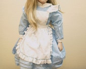 Reseved for themoore51 - Alice doll by Thelma Resch - Master Piece Gallery Limited Edition Artist Doll