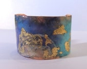 Collage Collection Mediterranean Waters Copper Cuff