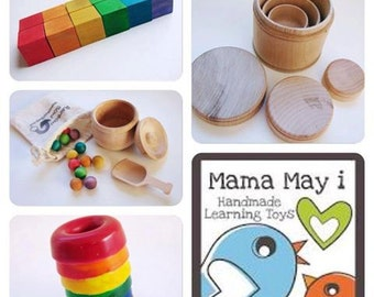 Stocking Stuffers Made Easy - Preschool Edition (3-5 years)