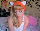 Fantastic Fox Headband Ear Warmer