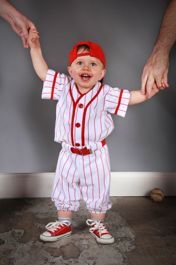 Baseball Uniforms Prop Dress Piece Made